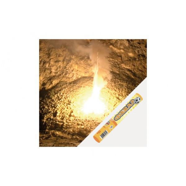 Πυροτεχνηματα - ΚΙΤΡΙΝΟΣ ΠΥΡΣΟΣ ΙΤΑΛΙΚΟΣ Καπνογόνα – Πυρσοί